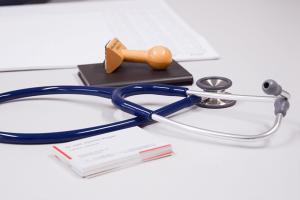 Arbeitsmaterialien der Hausarztpraxis Dr. Nopper.
